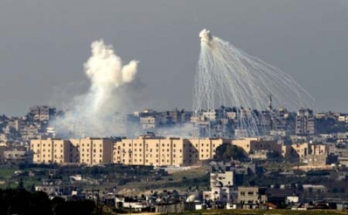 Gassing Gaza: Is Israel 'defending' itself once again?